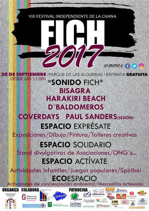 FICH Festival Independiente de La Chana 2017