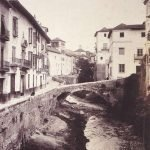Carrera de Darro, 1885-1890. Granada