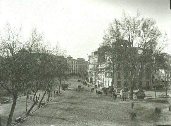 Carrera de la Virgen, Plaza del Campillo. Cesar Giron