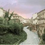 Carrera del Darro 1915. Luis Barrales