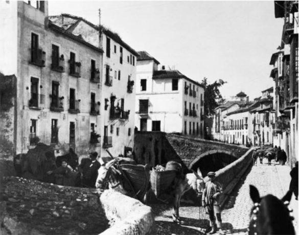Carrera del Darro en 1930