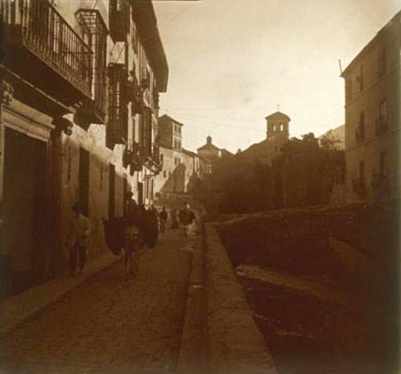 Carrera del Darro entre 1914 y 1932