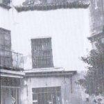 Casa que fue derribada para habilitar el Pasaje Diego de Siloé