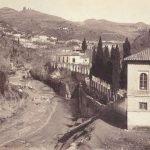 Cauce del Darro y camino de la Fuente del Avellano.