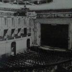 Cine Teatro Coliseo Olimpia. Granada. Donde se estrenó en 1927,la película ,los héroes de la Legión.