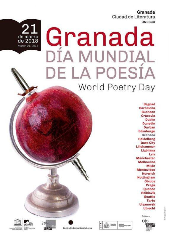 Granada Día Mundial de la Poesía 2018 (21/03/18)