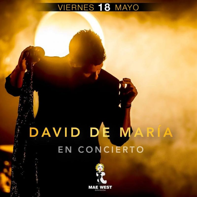 David Demaría - Mae West (18/05/18)