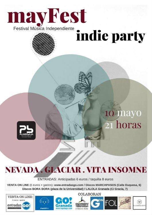 MayFest Indie Party - Planta Baja