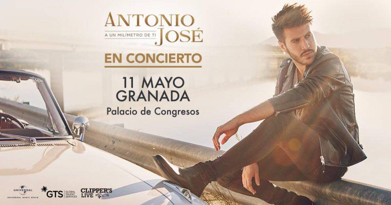 Antonio José - Palacio de Congresos (11/05/18)
