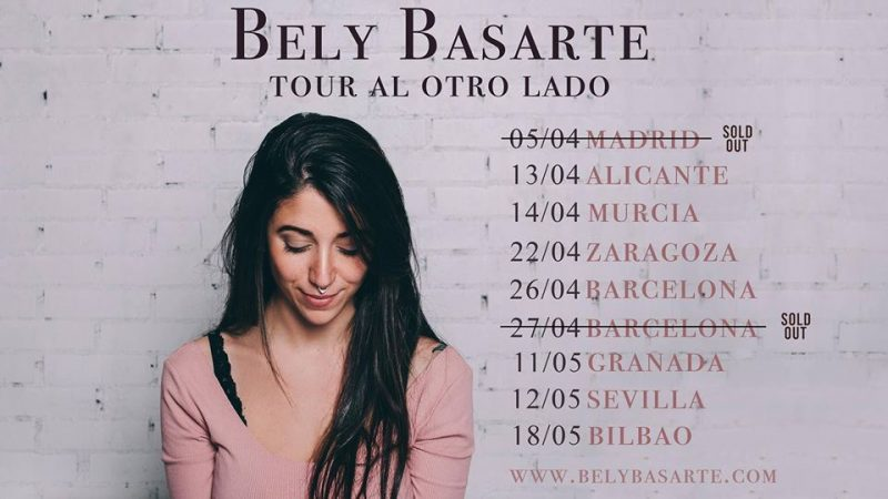 Bely Basarte - Sala Aliatar (11/05/18)