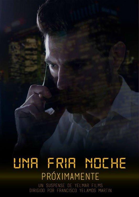 """""""Una fría noche"""" (cortometraje), de Fran Yelamos"""