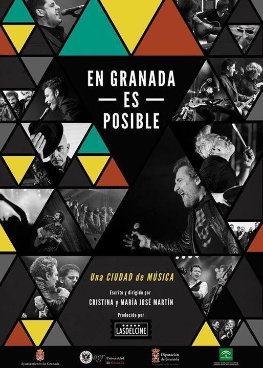 """Documental: """"En Granada es Posible"""" - La Expositiva (15/06/18)"""