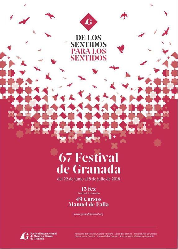 Festival Internacional de Música y Danza de Granada 2018