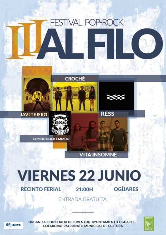 III Festival ALFILO - Ogíjares (22/06/18)
