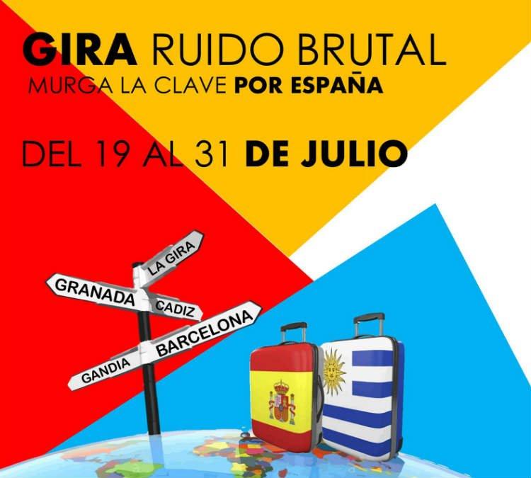 Murga La Clave Granada cartel