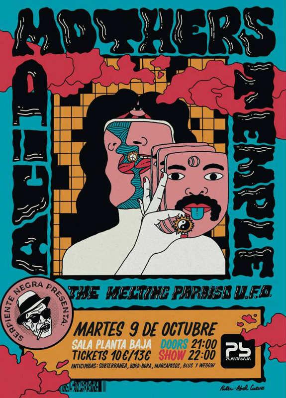 Acid Mothers Temple - Planta Baja (09/10/18)