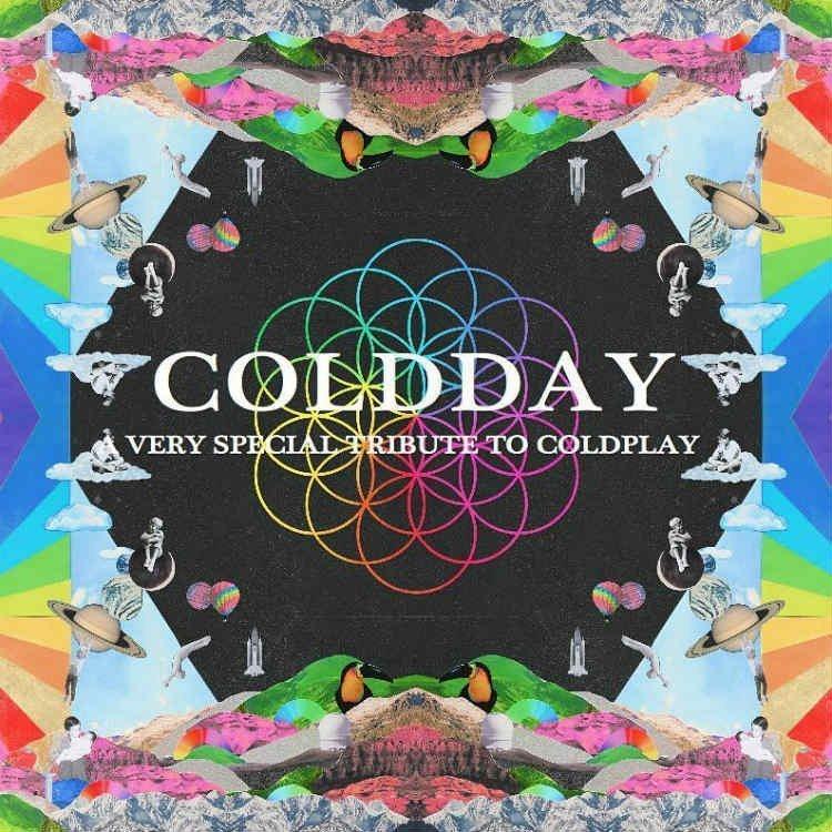 Coldday - Banda Tributo a Coldplay - Sala El Tren (05/10/18)