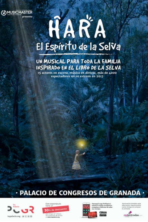 Hara, El Espíritu de la Selva - Palacio de Congresos (21/10/18)