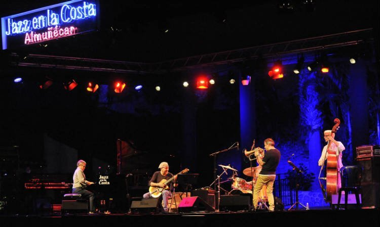 Jazz en la Costa 2018 - Almuñecar (Especial Día 8)