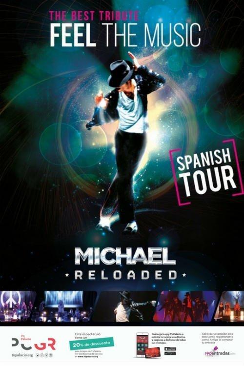 Michael Reloaded The Best Tribute - Palacio de Congresos (14/10/18)