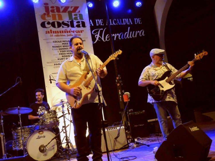 Jazz en la Costa 2018 - Almuñecar (Especial Día 2)