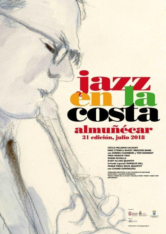 Jazz en la Costa 2018 - Almuñecar (Especial Día 3)