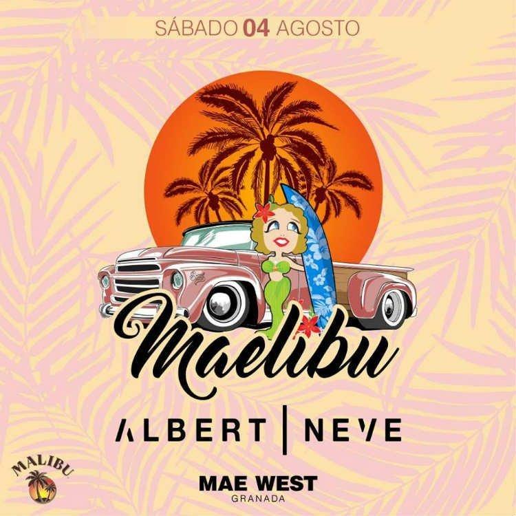 Maelibu - Mae West (04/08/18)
