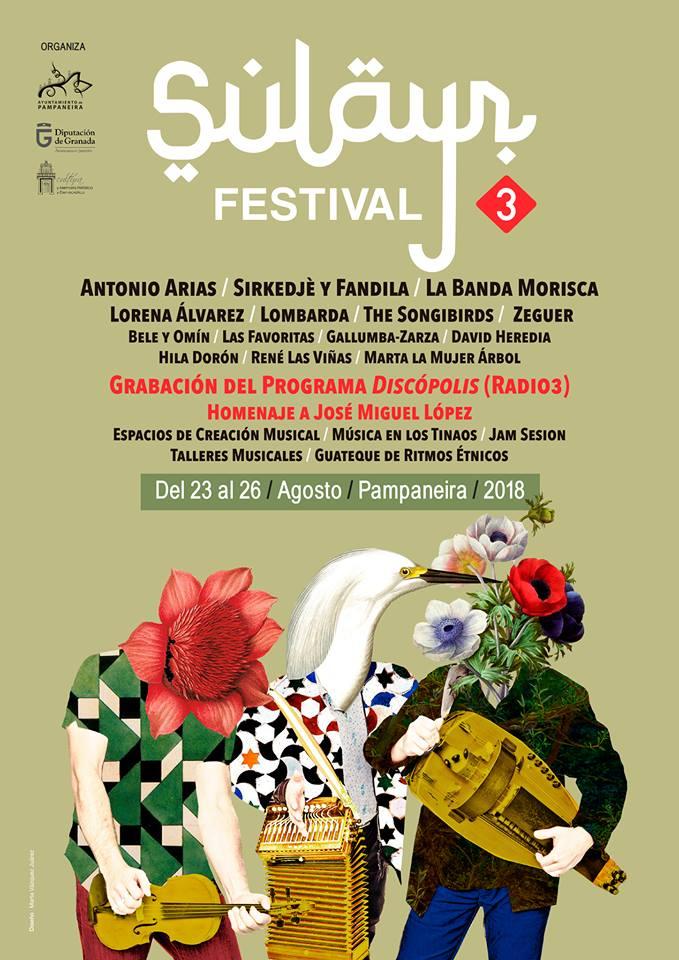 Sulayr Festival - Pampaneira (23-26/08/18)