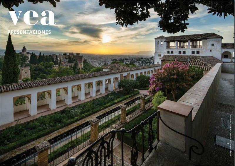 VEA 2018: Verano Cultura en La Alhambra (junio/septiembre/2018)