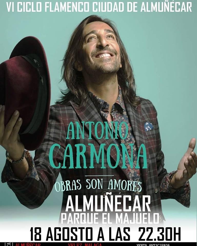 Antonio Carmona Almuñecar Granada