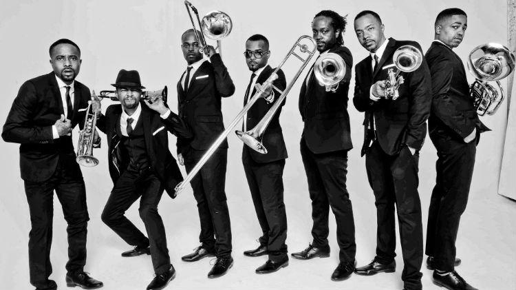 Hypnotic Brass Ensemble - Planta Baja (24/09/18)