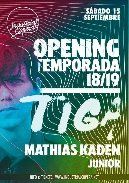 Industrial Copera Opening Party 18/19 (15/09/18)