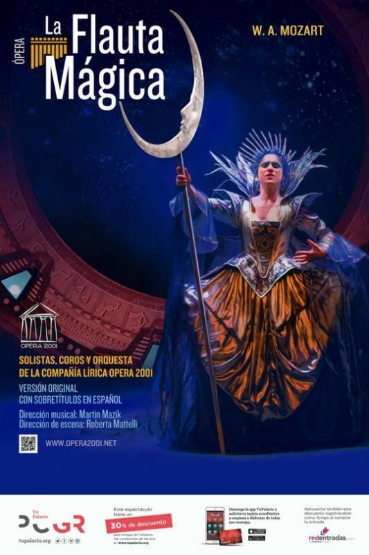 La Flauta Mágica - Palacio de Congresos (23/10/18)