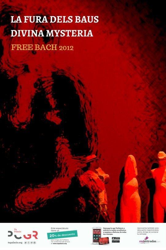 La Fura Dels Baus, Divina Mysteria - Palacio de Congresos (19/10/18)