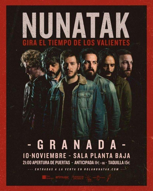 Nunatak - Planta Baja (10/11/18)