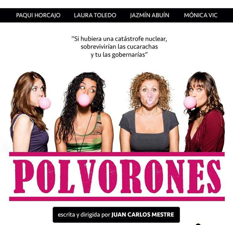 Polvorones - Palacio de Congresos (23/11/18)