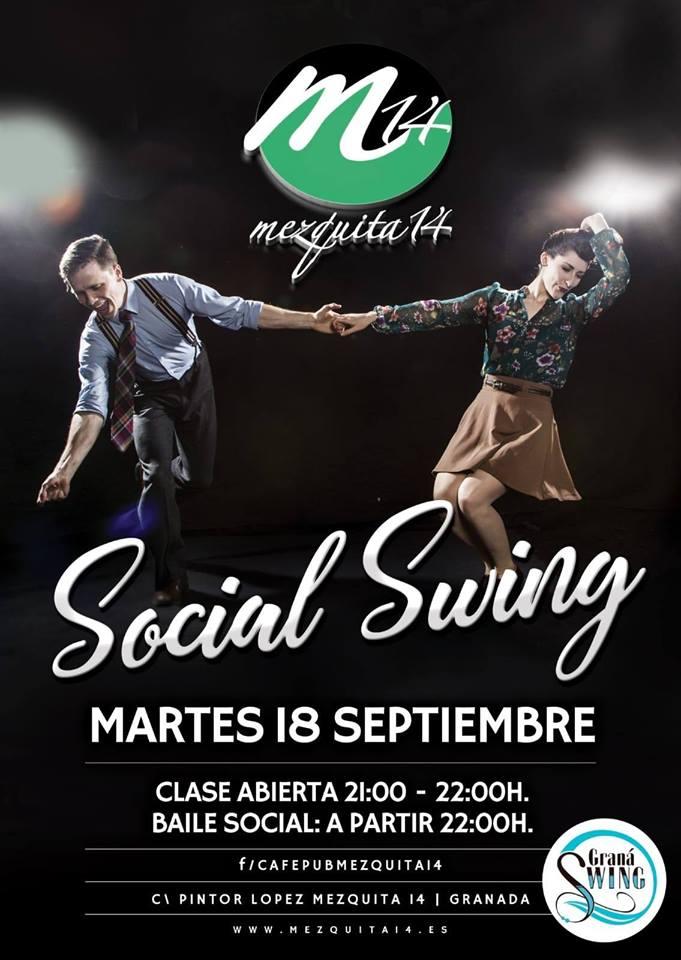 Social Swing - Mezquita 14 (18/09/18)