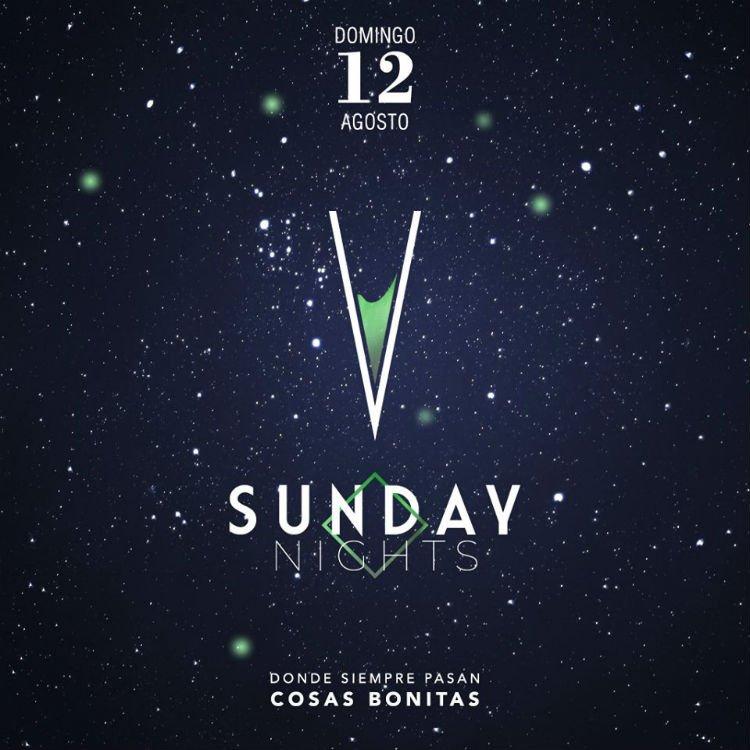 Special Sunday Bajo las Estrellas - Velít Granada (12/08/18)