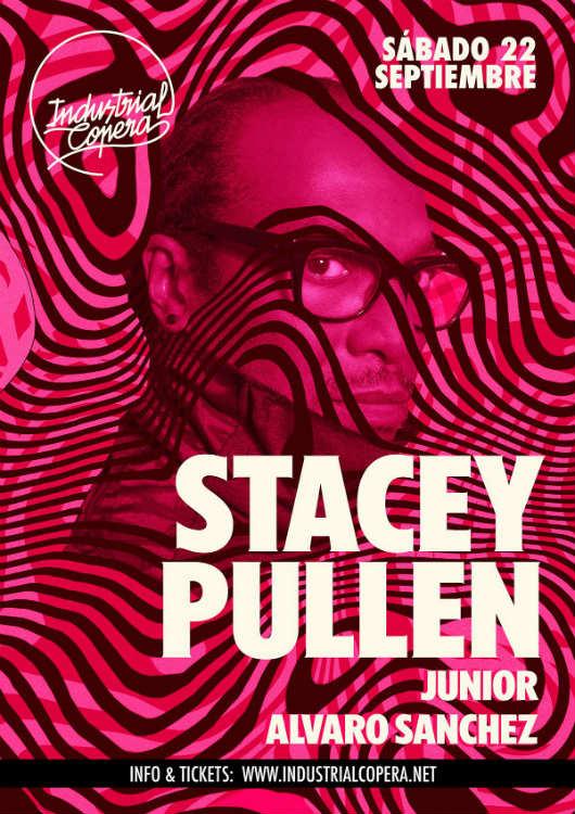 Stacey Pullen Industrial Copera Granada