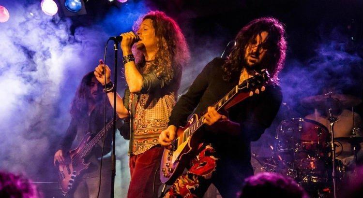 Whole Lotta Band - Sala Prince (22/12/18)