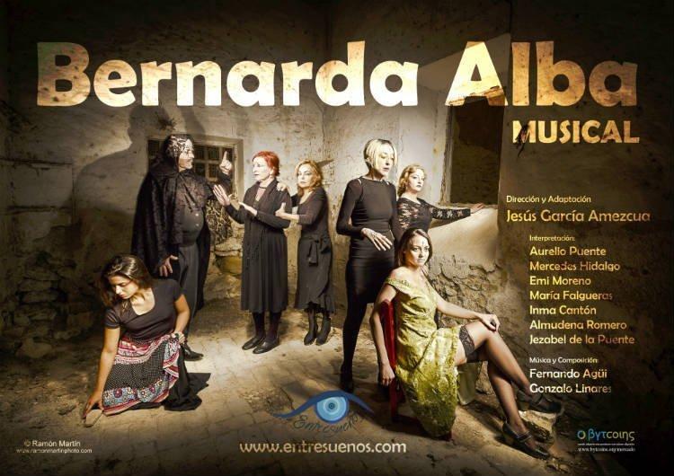 Bernarda Alba - Teatro musical - Palacio de Congresos (27/10/18)