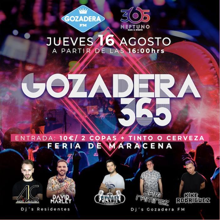 Fiesta Gozadera 365 - 365 Neptuno (16/08/18)