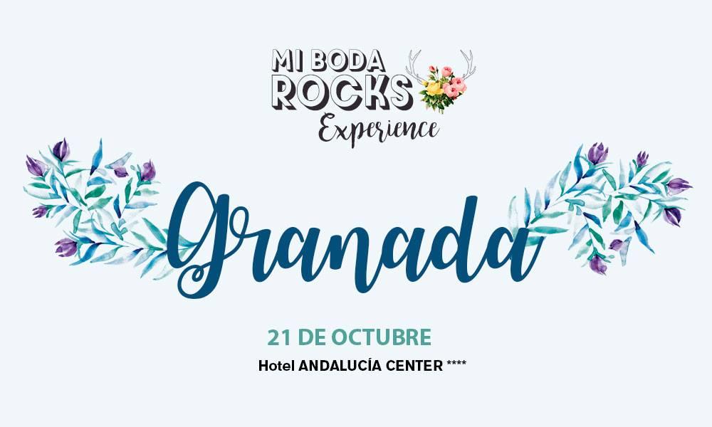 Mi Boda Rocks Experience - Hotel Andalucía Center (21/10/18)