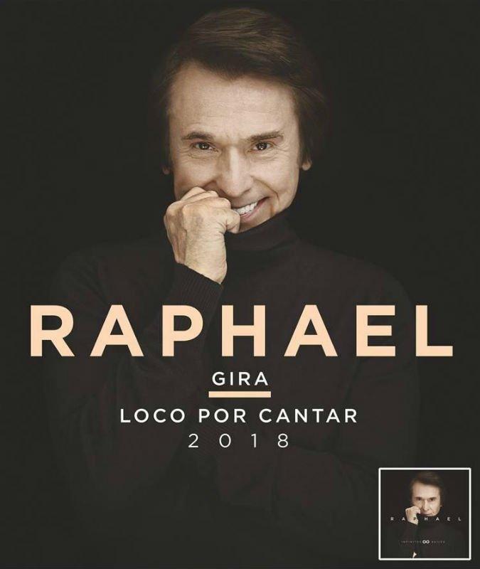 Raphael - Palacio de Deportes (06/10/18)