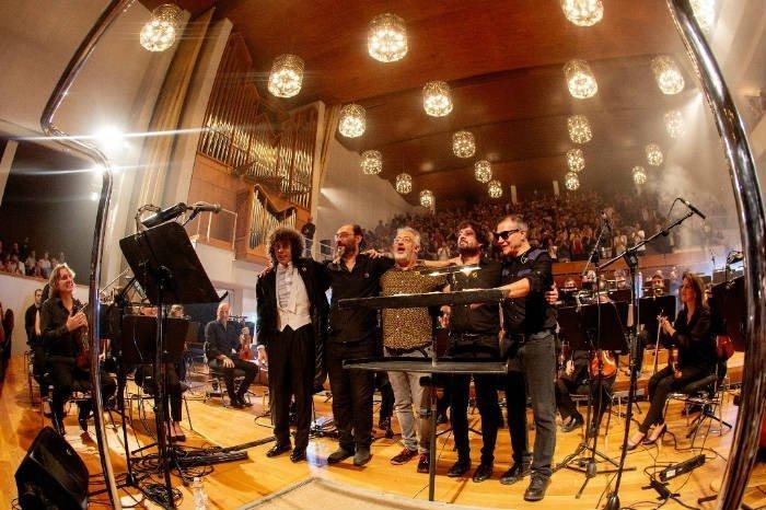 El cumpleaños sinfónico de Los Planetas - Auditorio Manuel de Falla