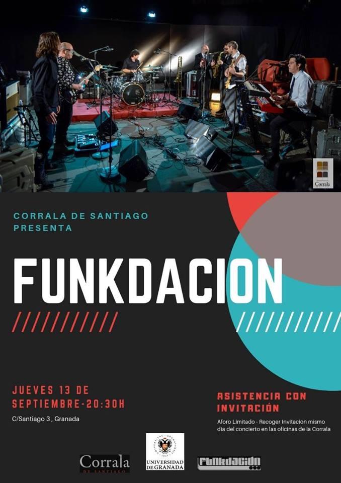 Funkdacion - Corrala de Santiago (13/09/18)