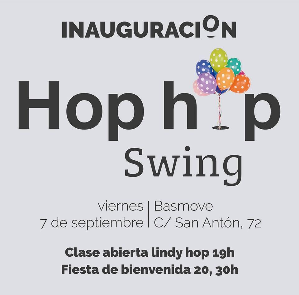Hophop Swing Inauguración - Basmove (07/09/18)
