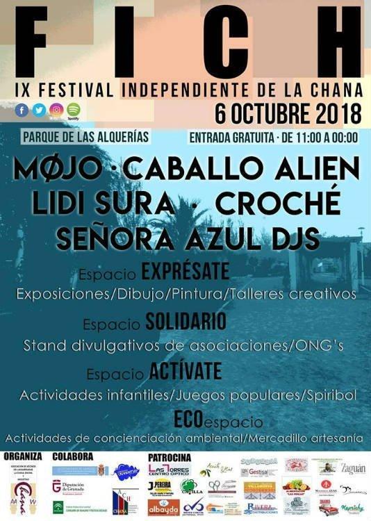 FICH IX Festival Independiente 2018
