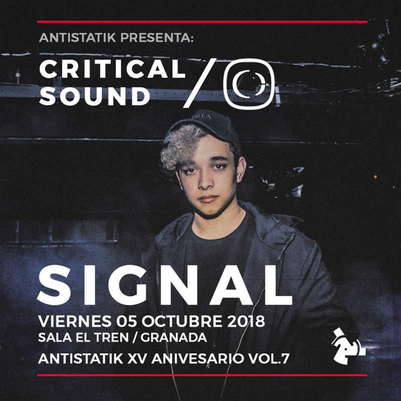 Signal - Sala El Tren (05/10/18)