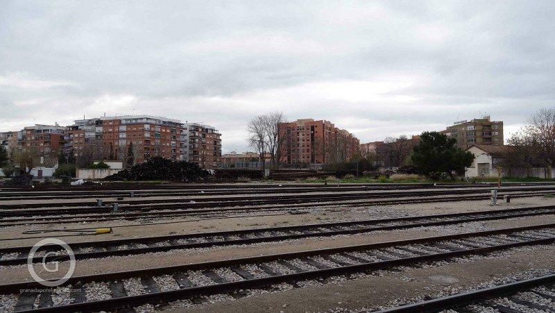 Antigua estación de tren granada